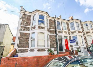 Thumbnail 3 bed end terrace house for sale in Merrywood Road, Southville, Bristol