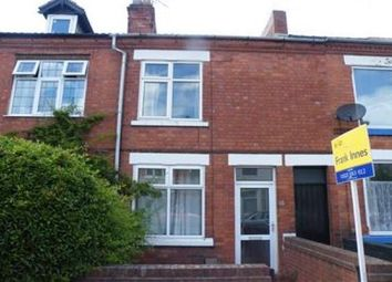 Thumbnail 3 bed terraced house to rent in Howard Street, Sutton-In-Ashfield