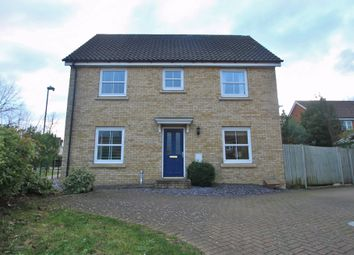 3 bed detached house for sale in Airfield Road, Bury St. Edmunds IP32