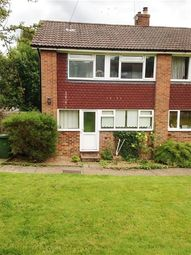 Thumbnail 2 bed semi-detached house to rent in Woodland Close, Tunbridge Wells