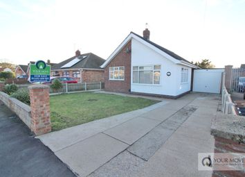 Thumbnail 2 bed bungalow for sale in Briar Avenue, Bradwell, Great Yarmouth