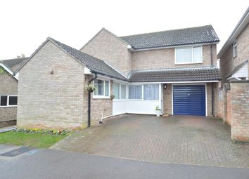 Thumbnail 4 bed detached house for sale in Monks Road, Earls Colne, Colchester