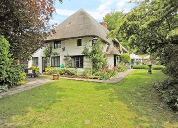 Thumbnail 4 bed cottage for sale in Newbury Hill, Penton Mewsey, Andover