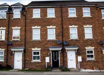 Thumbnail 3 bed town house for sale in Lathkill Street, Market Harborough