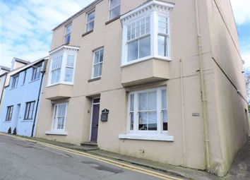 Thumbnail 2 bedroom flat for sale in Tower Hill, Fishguard