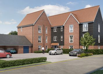 Thumbnail 1 bedroom flat for sale in Off Essex Regiment Way, Chelmsford, Essex