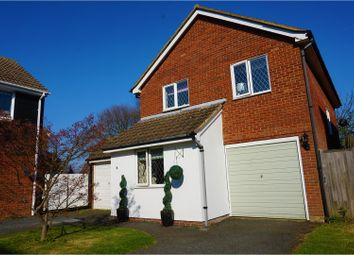 Thumbnail 4 bed detached house for sale in Lyndale, Brentwood