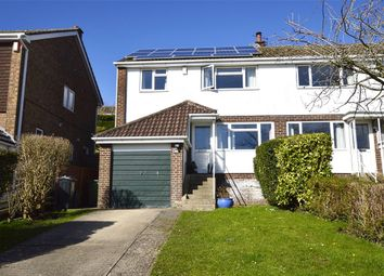 Thumbnail 3 bed semi-detached house for sale in Southlands Drive, Timsbury, Bath, Somerset