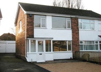Thumbnail 3 bed terraced house to rent in Clements Close, Oldbury