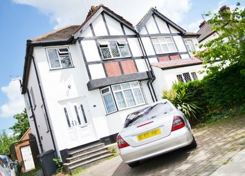 Thumbnail 3 bed semi-detached house for sale in Mount Grove, Edgware