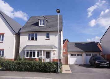 Thumbnail 4 bedroom detached house for sale in Burne Jones Avenue, Tadpole Garden Village, Swindon