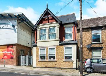 Thumbnail 2 bed flat for sale in Duncan Road, Gillingham