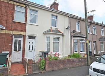 Thumbnail 2 bed terraced house to rent in Church Street, Rogerstone, Newport