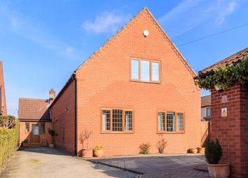 Thumbnail 4 bed detached house for sale in Braithwaite Lane, Braithwaite, Doncaster
