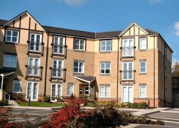 Thumbnail 2 bedroom flat to rent in Heol Llinos, Wenault Mansions, Thornhill, Cardiff