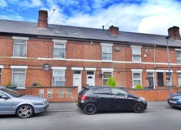 Thumbnail 2 bed terraced house for sale in Rutland Street, Pear Tree, Derby