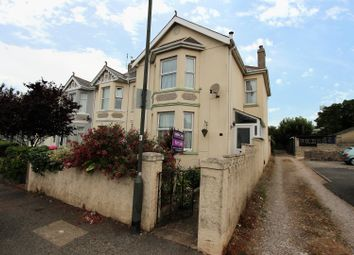 Thumbnail 4 bed semi-detached house for sale in Cary Park Road, Torquay