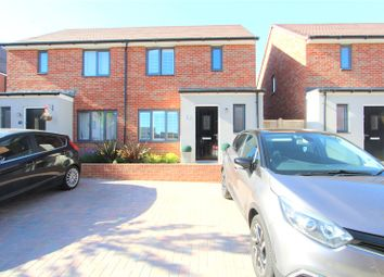 Thumbnail 3 bed semi-detached house to rent in Forrest Shaw, Castle Hill, Ebbsfleet Valley, Swanscombe