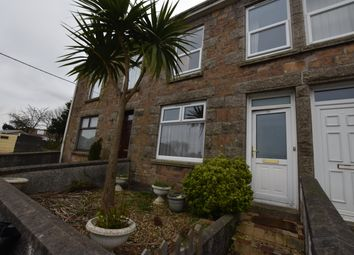 Thumbnail 3 bed terraced house for sale in Redbrooke Road, Camborne