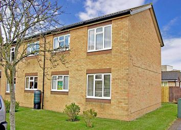 Thumbnail 1 bed flat for sale in Whitegates Close, Hythe, Kent