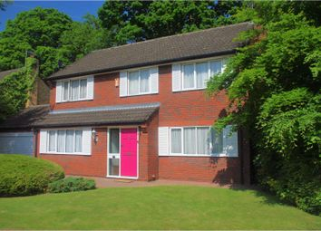 Thumbnail 4 bed detached house for sale in Dibbins Green, Bromborough