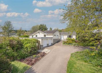 Thumbnail 5 bed bungalow for sale in Court House Road, Llanvair Discoed, Chepstow, Monmouthshire