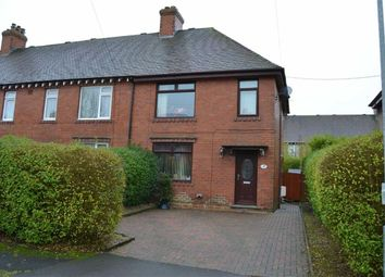 Thumbnail 2 bed town house for sale in Tittesworth Avenue, Leek