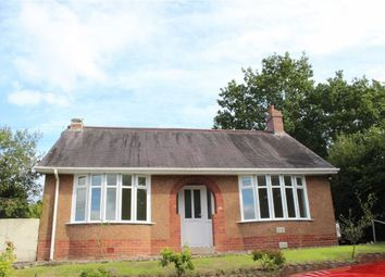 Thumbnail 2 bed detached bungalow for sale in Roseland Road, Waunarlwydd, Swansea