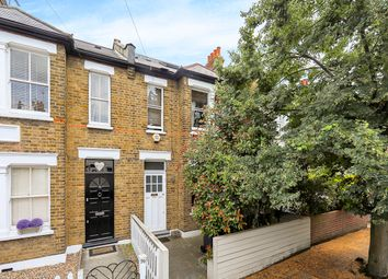 Thumbnail 3 bed terraced house for sale in Vernon Avenue, Raynes Park