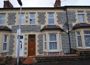 Thumbnail 3 bed terraced house for sale in George Street, Barry