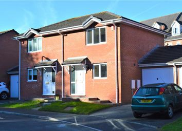 Thumbnail 2 bed link-detached house for sale in Chubb Drive, Plymouth, Devon