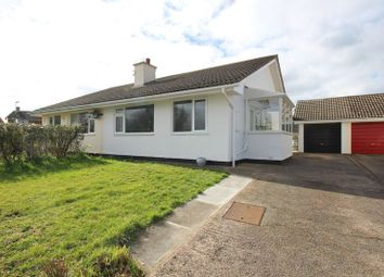 Thumbnail 2 bedroom bungalow for sale in Four Oaks Road, Tedburn St. Mary, Exeter