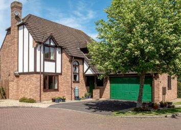 4 bed detached house for sale in Killams Close, Taunton TA1