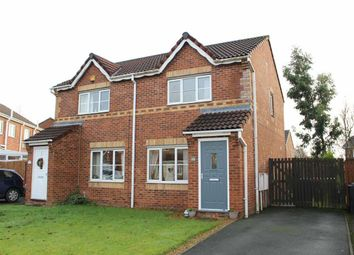 Thumbnail 2 bedroom semi-detached house for sale in Dunnock Lane, Cottam, Preston