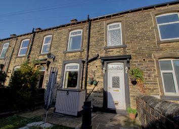 Thumbnail 1 bed terraced house for sale in Whitehall Road, Drighlington, Bradford