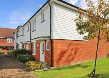 Thumbnail 3 bed end terrace house for sale in Woolmer Close, Canterbury