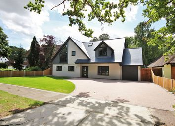 Thumbnail 4 bed detached house for sale in Welshwood Park Road, Colchester, Essex