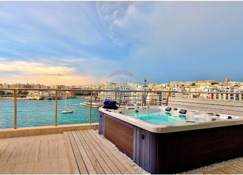 Thumbnail 4 bed apartment for sale in St.Julians, Malta