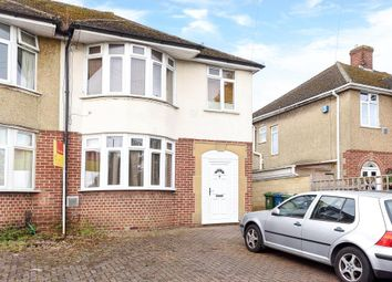 Thumbnail 1 bed flat to rent in North Way, Headington