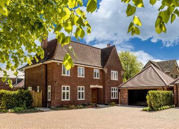Thumbnail 4 bed detached house for sale in The Limes, Bramcote, Nottingham