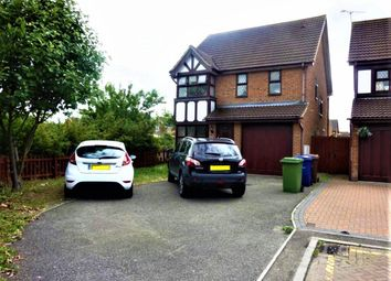 Thumbnail 4 bed detached house to rent in Gilbert Road, Chafford Hundred, Grays