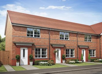 "Thumbnail 2 bedroom terraced house for sale in ""Roseberry"" at Ponds Court Business, Genesis Way, Consett"