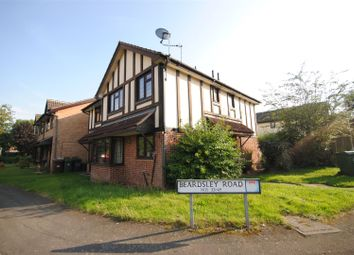 Thumbnail 2 bed town house to rent in Beardsley Road, Quorn, Loughborough