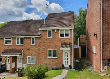 Thumbnail 2 bedroom end terrace house for sale in The Ridings, Bishopsworth