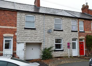 Thumbnail 4 bed terraced house for sale in Park Avenue, Oswestry