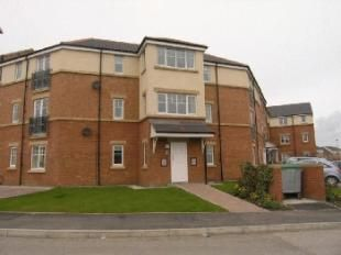 Thumbnail 2 bed flat to rent in Sanderson Villas, St. James Park, Gateshead, Tyne And Wear