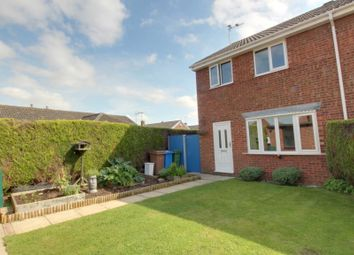 Thumbnail 4 bed semi-detached house for sale in Chestnut Close, Snaith, Goole