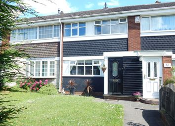 Thumbnail 3 bed terraced house to rent in Leafenden Avenue, Burntwood