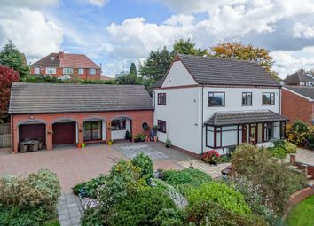 Thumbnail 4 bed detached house for sale in Birmingham Road, Lickey End, Bromsgrove
