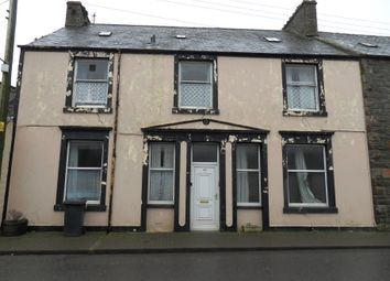 Thumbnail 5 bed terraced house for sale in St John Street, Whithorn